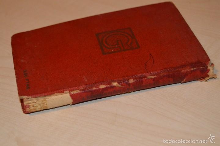 Libros antiguos: Revista de los Tribunales - Legislación Electoral - Editorial Gongora - Año 1933 - 5ª edición - Foto 8 - 57796245
