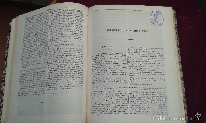 Libros antiguos: LOS CODIGOS ESPAÑOLES CONCORDADOS Y ANOTADOS ,TOMOS 1 Y 6,AÑO 1847 Y 1849 - Foto 25 - 57872001