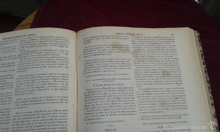 Libros antiguos: LOS CODIGOS ESPAÑOLES CONCORDADOS Y ANOTADOS ,TOMOS 1 Y 6,AÑO 1847 Y 1849 - Foto 26 - 57872001
