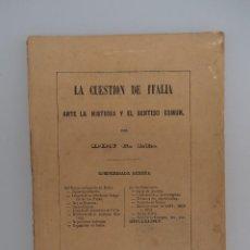 Libros antiguos: INFORME LETRADO RAMÓN OBRADOR ANTE AUDIENCIA PALMA DEFENSA JOSE DESPUIG, HERENCIA DE PERALADA 1903. Lote 57928834