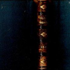 Libros antiguos: FERMIN ABELLA : MANUAL DE POLICÍA URBANA (MADRID, 1877). Lote 57972058