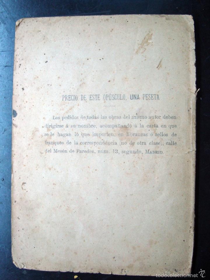 Libros antiguos: Antiguo libro ley municipal 1877 - eusebio freixa y rabaso - Foto 6 - 58068650