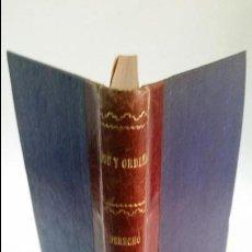 Libros antiguos: 1898 - POU Y ORDINAS - INTRODUCCIÓN AL ESTUDIO DEL DERECHO Y PRINCIPIOS DE DERECHO NATURAL. Lote 58188210