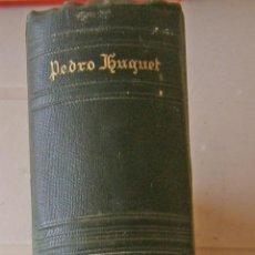 Libros antiguos: EL ABOGADO POPULAR - PEDRO HUGUET - VOLUMEN VI. Lote 58487294