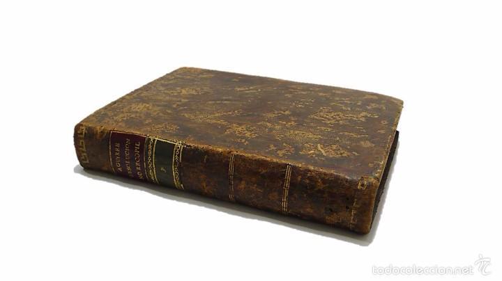 Libros antiguos: GARRIGA ,JOSEF-LIBRO TAPAS PIEL CONTINUACION Y SUPLEMENTO DEL PRONTUARIO DE D.SEVERO AGUIRRE 1.805 - Foto 2 - 58687151