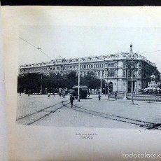 Libros antiguos: 50 ANIVERSARIO DE LA FUNDACIÓN DEL BANCO DE ESPAÑA. (1924). FOTOTIPIAS DE HAUSER Y MENET. RETRATOS. Lote 58706204