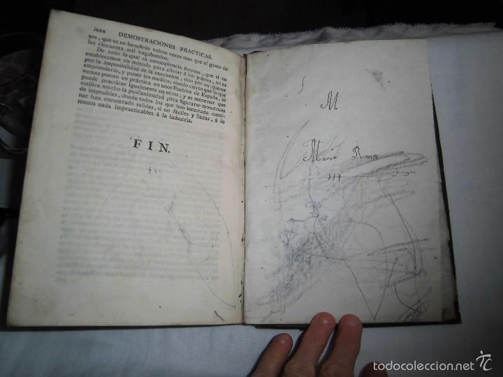 Libros antiguos: BERNARDO WARD.PROYECTO ECONOMICO EN QUE SE PROPONEN VARIAS PROVIDENCIAS DIRIGIDAS A PROMOVER.1782. - Foto 7 - 58870956