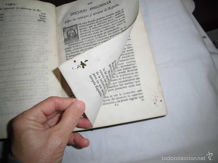 Libros antiguos: BERNARDO WARD.PROYECTO ECONOMICO EN QUE SE PROPONEN VARIAS PROVIDENCIAS DIRIGIDAS A PROMOVER.1782. - Foto 22 - 58870956