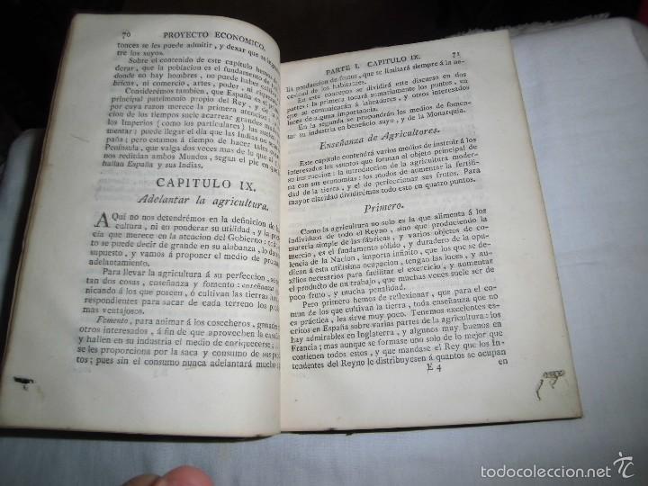 Libros antiguos: BERNARDO WARD.PROYECTO ECONOMICO EN QUE SE PROPONEN VARIAS PROVIDENCIAS DIRIGIDAS A PROMOVER.1782. - Foto 25 - 58870956