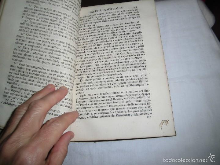Libros antiguos: BERNARDO WARD.PROYECTO ECONOMICO EN QUE SE PROPONEN VARIAS PROVIDENCIAS DIRIGIDAS A PROMOVER.1782. - Foto 26 - 58870956
