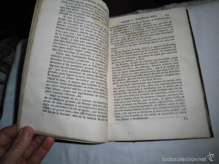 Libros antiguos: BERNARDO WARD.PROYECTO ECONOMICO EN QUE SE PROPONEN VARIAS PROVIDENCIAS DIRIGIDAS A PROMOVER.1782. - Foto 29 - 58870956