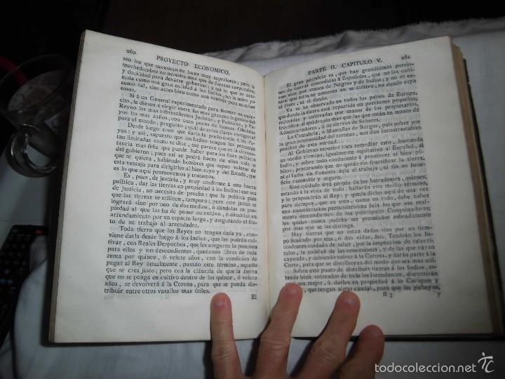 Libros antiguos: BERNARDO WARD.PROYECTO ECONOMICO EN QUE SE PROPONEN VARIAS PROVIDENCIAS DIRIGIDAS A PROMOVER.1782. - Foto 34 - 58870956