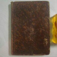 Libros antiguos: CODIGO DE COMERCIO, DECRETADO, SANCIONADO Y PROMULGADO EN 30 DE MAYO DE 1829. 1851. Lote 59905607