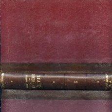 Libros antiguos: COLIN ,CURSO ELEMENTAL DE DERECHO CIVIL , 1922 , COMPLETO .... .... Lote 59963927