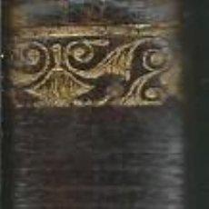 Libros antiguos: LEY DE ENJUICIAMIENTO CIVIL. TERCERA EDICIÓN OFICIAL. 1858. IMPRENTA MINISTERIO GRACIA Y JUSTICIA. Lote 60086863