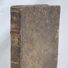 Libros antiguos: ANTIGUO LIBRO - PRONTUARIO ALFABÉTICO Y CRONOLÓGICO POR ORDEN DE LAS... TOMO 3 - IMP RAMÓN RUIZ,1804. Lote 60326247
