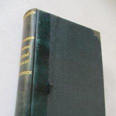 Libros antiguos: EL MATRIMONIO Y LAS CAUSAS MATRIMONIALES, ELOY MONTERO Y GUTIÉRREZ-SEGUNDA EDICIÓN-1930-LIBRERÍA. Lote 62030916