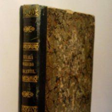 Libros antiguos: INSTITUCIONES DEL DERECHO MERCANTIL DE ESPAÑA. MARTÍ DE EIXALÁ RAMÓN. Lote 62119880