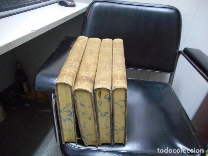 Libros antiguos: lote 4 tomos los codigos españoles fechados en 1847 y 1850 muy buen eastado - Foto 9 - 65906154