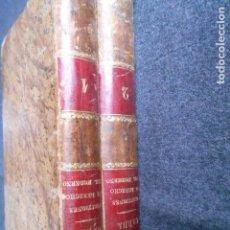 Libros antiguos: CUESTIONES PRÁCTICAS DE DERECHO CIVIL MODERNO. GABBA 1899 2 TOMOS TRAD. A. POSADA. Lote 63029400