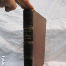 Libros antiguos: EL CONSULTOR DEL TENEDOR DE LIBROS TOMO I, EMILIO OLIVER CASTAÑER, 1885 . Lote 68432101
