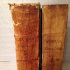 Libros antiguos: LAS LEYES DE RECOPILACION. 1772 2 TOMOS . Lote 69030509