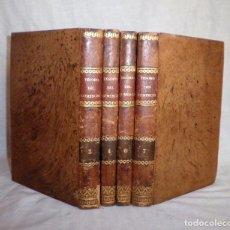 Libros antiguos: TESORO DEL COMERCIO - AÑO 1837 - COMERCIO MUNDIAL·EN PIEL.. Lote 71248379