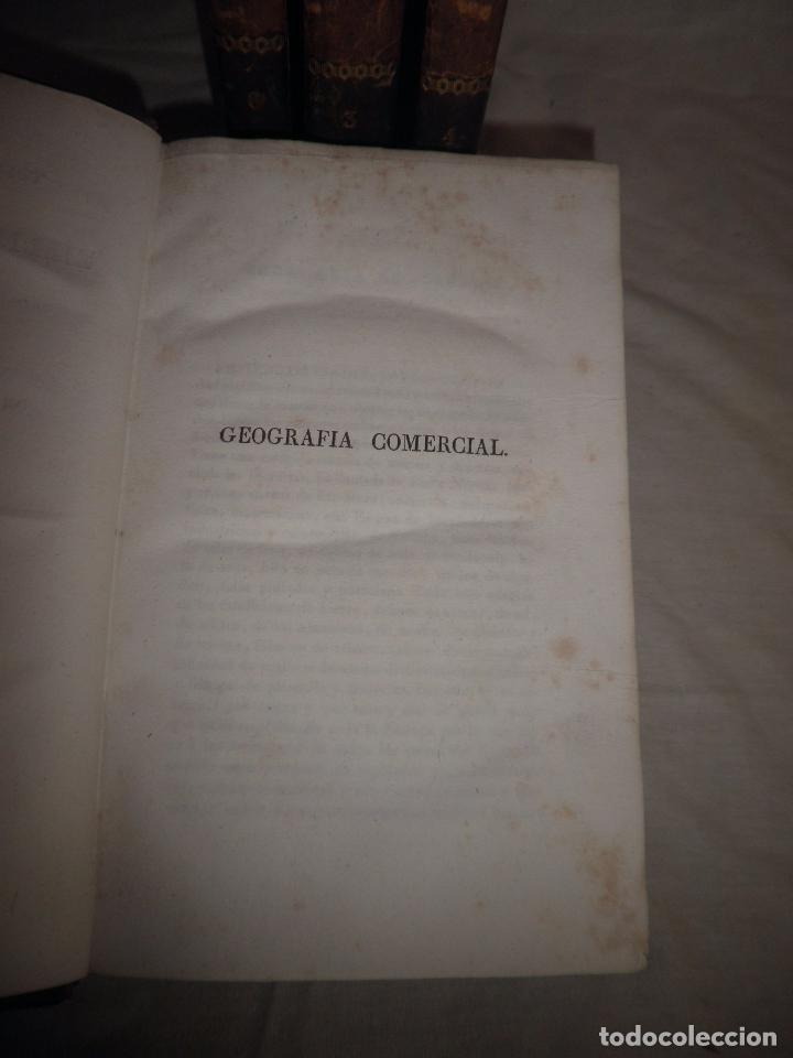 Libros antiguos: TESORO DEL COMERCIO - AÑO 1837 - COMERCIO MUNDIAL·EN PIEL. - Foto 8 - 71248379