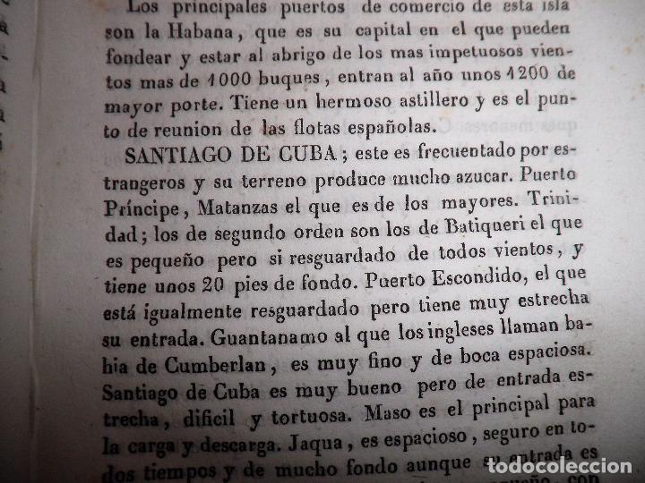 Libros antiguos: TESORO DEL COMERCIO - AÑO 1837 - COMERCIO MUNDIAL·EN PIEL. - Foto 11 - 71248379
