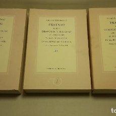 Libros antiguos: TRATADO DE LOS DERECHOS Y REGALIAS QUE CORRESPONDEN AL REAL PATRIMONIO EN EL REYNO DE VALENCIA. . Lote 71600155