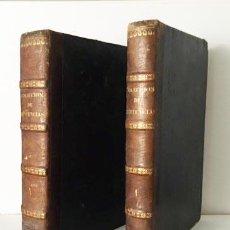 Libros antiguos: SENTENCIAS DEL TRIBUNAL SUPREMO DE JUSTICIA. 2 AÑOS: 1855 Y 1859. (479 Y 572 PÁGS. HOLANDESA. Lote 71695475