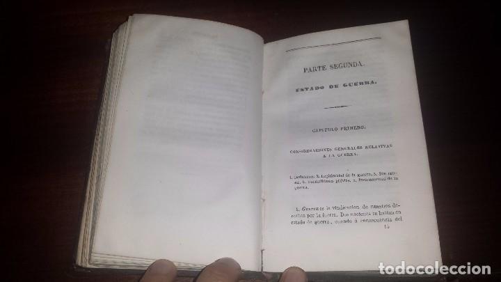Libros antiguos: Principios de Derecho de Gentes por Andrés Bello. (1847) - Foto 2 - 71849415