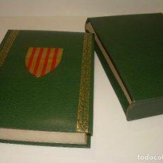 Libros antiguos: FACSIMIL,LLIBRE DEL CONSOLAT DE MAR AÑO 1.523- TIRAJE LIMITADO. Lote 73563799