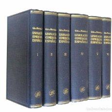 Libros antiguos: 1930 - DERECHO - COMERCIO - GAY DE MONTELLÁ: TRATADO DE LA LEGISLACIÓN COMERCIAL ESPAÑOLA - COMPLETO. Lote 74276359