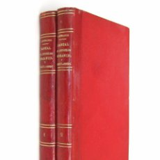 Libros antiguos: C. 1900 - E. LANFRANCO CASANOVAS - MANUAL DE DERECHO MERCANTIL Y FORMULARIOS DE ACTOS, CONTRATOS.... Lote 74325407
