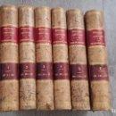 Libros antiguos: COMENTARIOS LEY ENJUICIAMIENTO CIVIL - DERECHO - MANRESA Y NAVARRO - 6 TOMOS COMPLETA - 1905. Lote 75119415