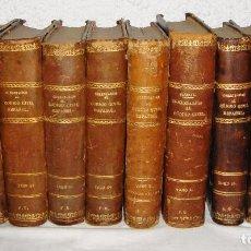 Libros antiguos: COMENTARIOS AL CÓDIGO CIVIL ESPAÑOL. JOSE MARIA MANRESA. 1907. Lote 76530895