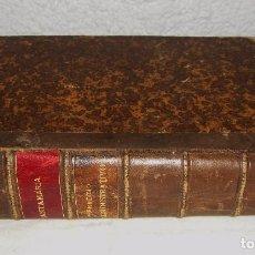 Libros antiguos: CURSO DE DERECHO ADMINISTRATIVO. VICENTE SANTAMARIA DE PAREDES. 1911.. Lote 76531703