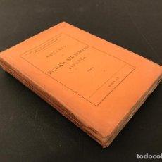 Libros antiguos: ANUARIO DE HISTORIA DEL DERECHO ESPAN?OL. TOMO II. 1925. Lote 77422969