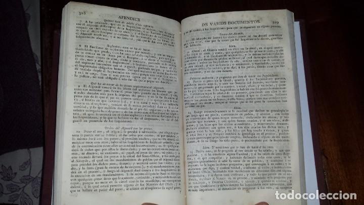 Libros antiguos: Máximas Sobre Recursos de Fuerza y Protección. José Covarrubias. 3ª edición. (1785) Reencuadernado - Foto 3 - 78938249