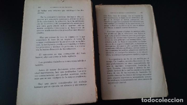 Libros antiguos: LA CIENCIA DE LOS NEGOCIOS - PONDRAY WARREN _ GUSTAVO GILI EDITOR BARCELONA 1912 - Foto 3 - 79638445