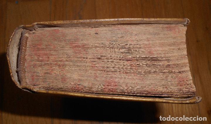 Libros antiguos: ANTONII PEREZII INSTITUCIONES IMPERIALES, EROTEMATIBUS DISTINCTAE 1763 - Foto 4 - 79988557