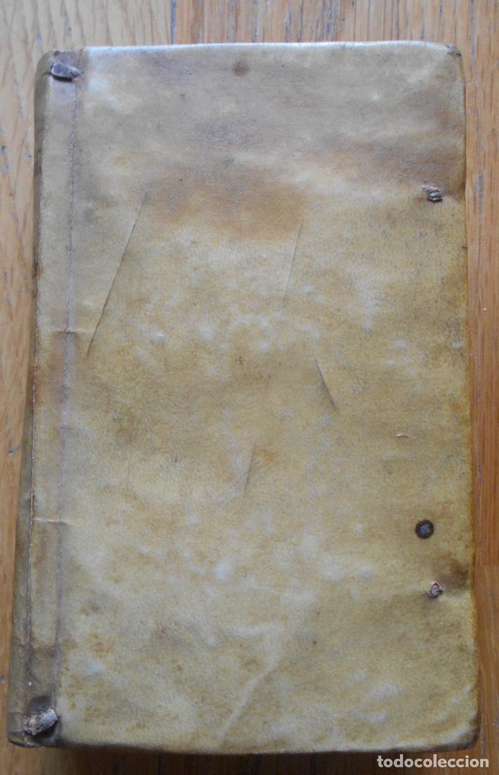 Libros antiguos: ANTONII PEREZII INSTITUCIONES IMPERIALES, EROTEMATIBUS DISTINCTAE 1763 - Foto 8 - 79988557