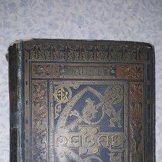 Libros antiguos: EL NABAB. ALFONSO DAUDET. NOVELA DE COSTUMBRES PARISIENSES. 1882.. Lote 80635982