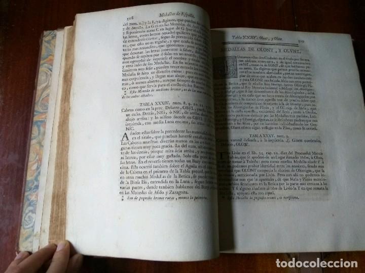 Libros antiguos: Medallas de las Colonias, Municipios y Pueblos antiguos de España. Tomo II (1758) - Foto 2 - 83422212