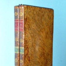 Libros antiguos: TENEDURÍA DE LIBROS QUE SE APRENDE EN VEINTE Y UNA LECCIONES SIN MAESTRO, 2 TOMOS.(1830). Lote 84386116