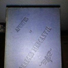 Libros antiguos: EXPLICACIONES DE LA ASIGNATURA DE DERECHO MERCANTIL DE LA U. DE VALLADOLID. Lote 85341880