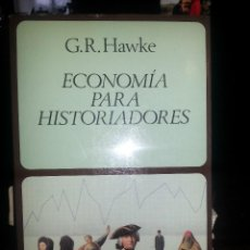 Libros antiguos: LIBRO Nº 877 ECONOMIA PARA HISTORIADORES G R HAWKE. Lote 86011184