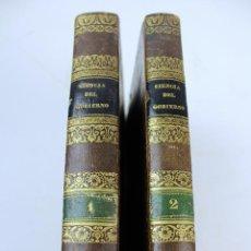Libros antiguos: L-3661. LA CIENCIA DEL GOBIERNO. 2 TOMOS. GRAN SENESCAL DE FOLCALQUIER. BARCELONA AÑO 1841. Lote 86360064