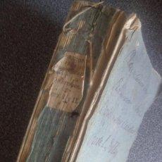 Libros antiguos: 1802 - RECOPILACIÓN DE PROVIDENCIAS RELATIVAS A VALES REALES - DEUDA, DESAMORTIZACIÓN, PAPEL MONEDA. Lote 86486136